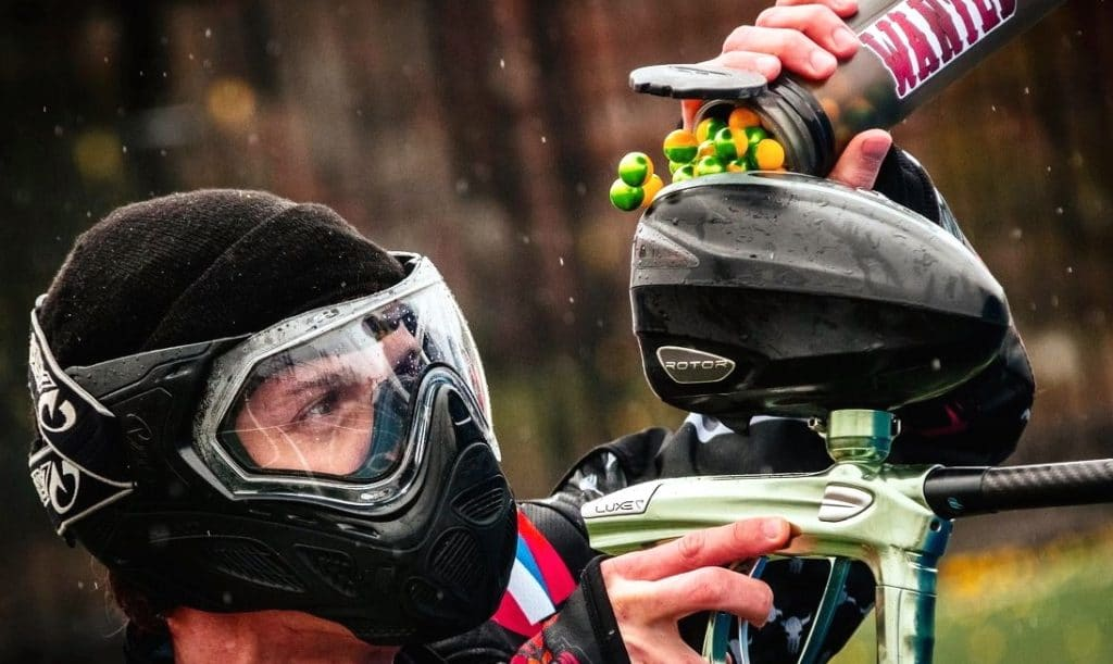 7 Most Capacious Paintball Hoppers - Get On A Winning Streak