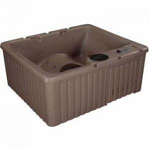 Essential Hot Tubs 14 Jets Newport Lounger
