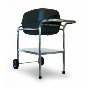PK Original Outdoor Charcoal Portable Grill and Smoker