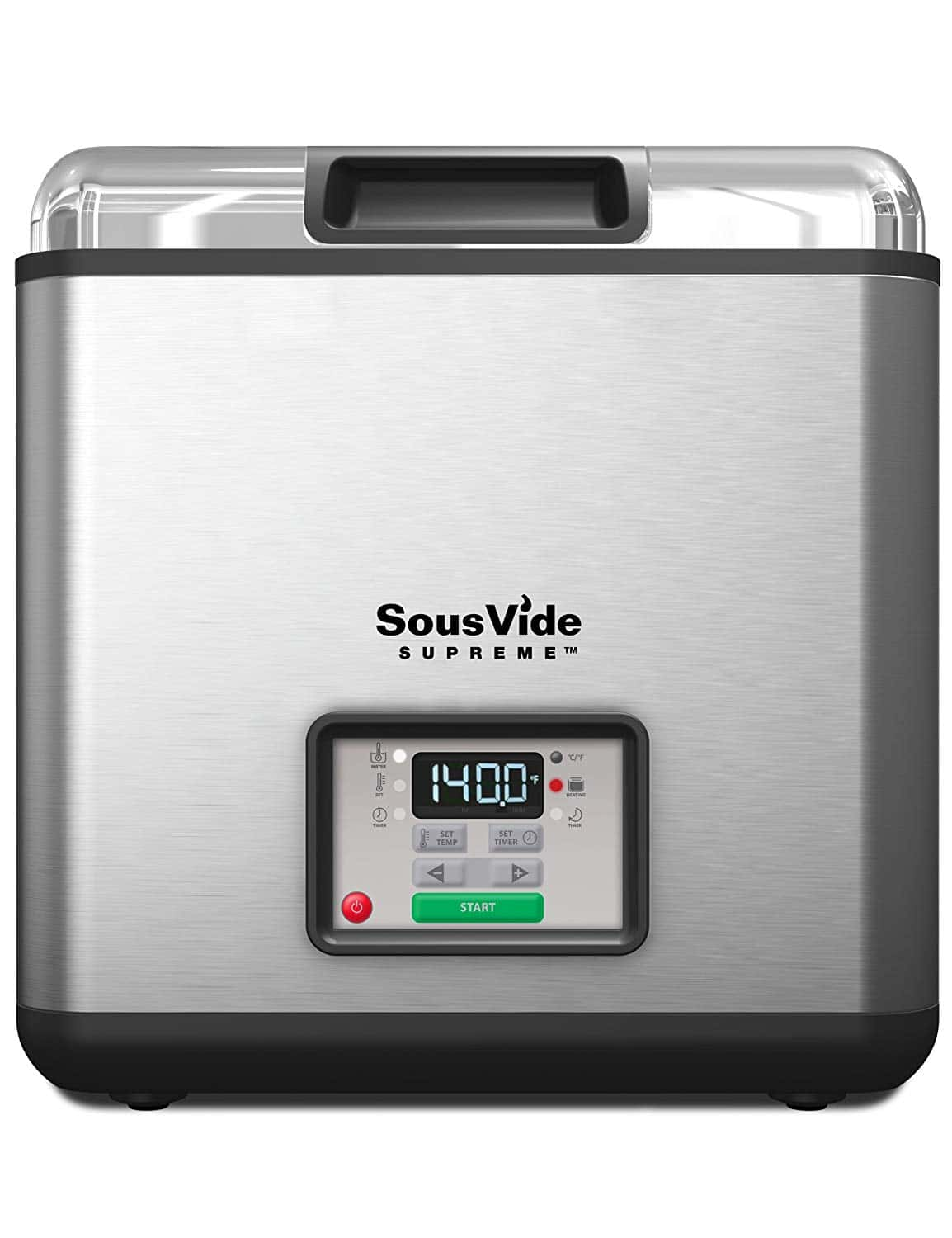 Sous Vide SVS10LS Supreme Water Oven