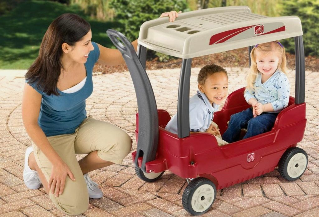 7 Best Stroller Wagons That Your Kids Will Love Going Out In