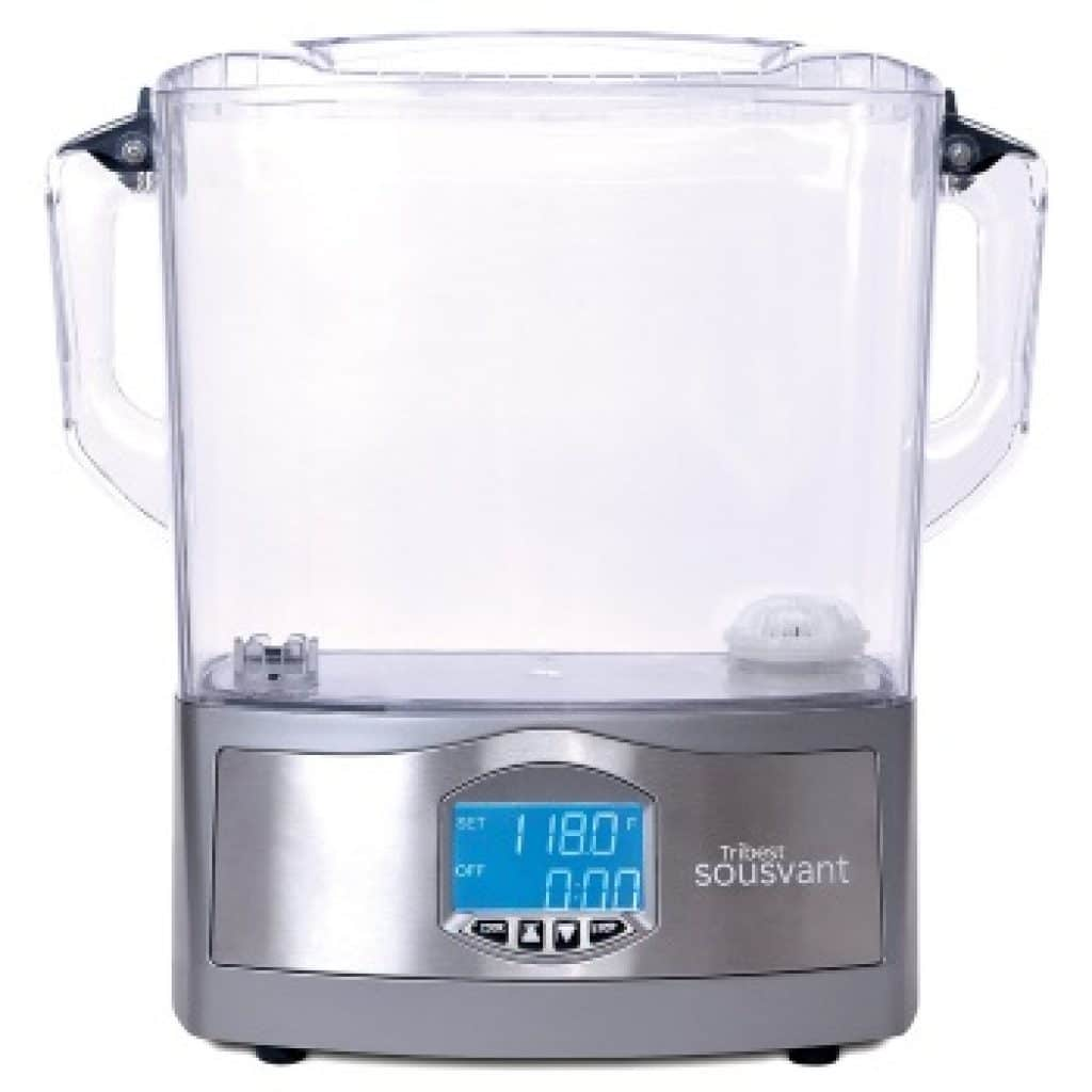 Tribest Sousvant SV-101 Complete Sous Vide Circulator350
