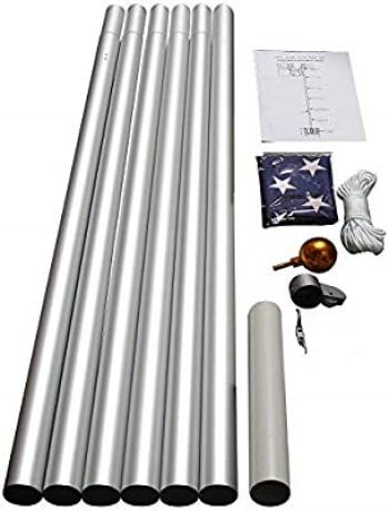 5 Best Flag Poles (Sept  2019) – Reviews & Buying Guide