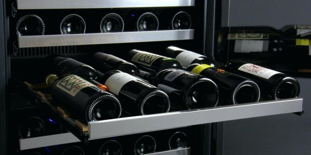 6 Fantastic Under Counter Wine Coolers for Your Home