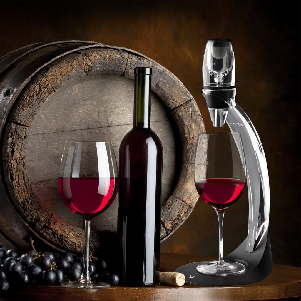"5 Incredible Wine Aerators That Will Let Your Drink ""Breathe"""