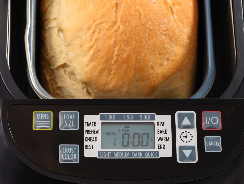 4 Surprisingly Small Bread Makers - Your Kitchen's Space Saving Cook