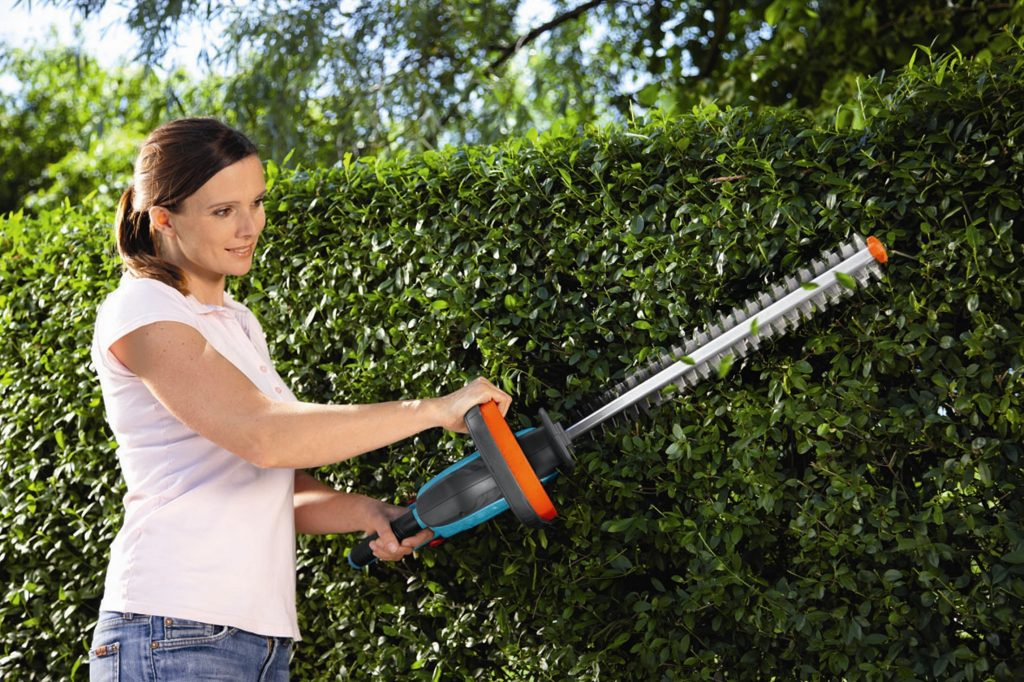 4 Powerful Gas Hedge Trimmers – Reviews and Buying Guide