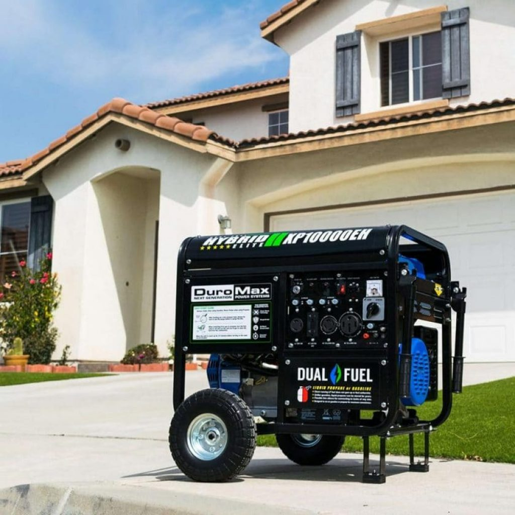5 Most Reliable 10,000-Watt Generators for Your Power Backup Needs