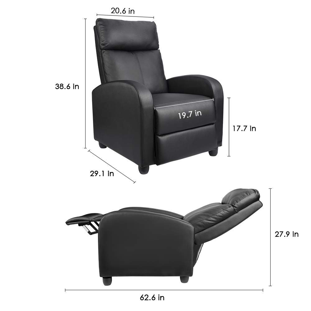 Magnificent 5 Best Recliners For Sleeping Dec 2019 Reviews Buying Short Links Chair Design For Home Short Linksinfo