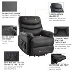 Merax Power Recliner and Lift Chair (4)