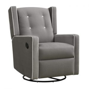 Baby Relax Mikayla Swivel Gliding Recliner