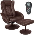 Best Choice Products PU Leather Massage Recliner (1)