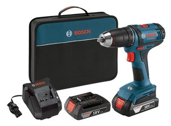 Bosch 18-Volt DrillDriver Kit DDB181-02