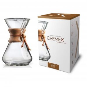 Chemex Classic Series, Pour-Over Glass Coffeemakers