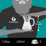 Coffee Gator Pour Over Brewer1