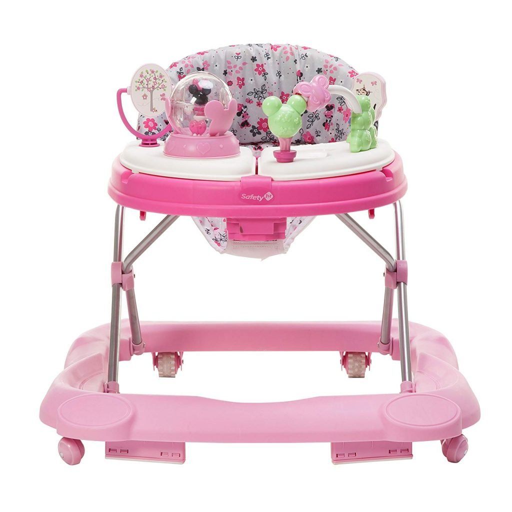 Disney Baby Minnie Mouse Music and Lights Baby Walker (2)