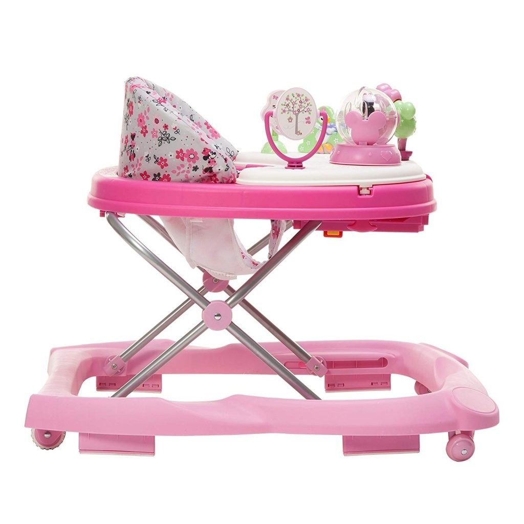 Disney Baby Minnie Mouse Music and Lights Baby Walker (3)