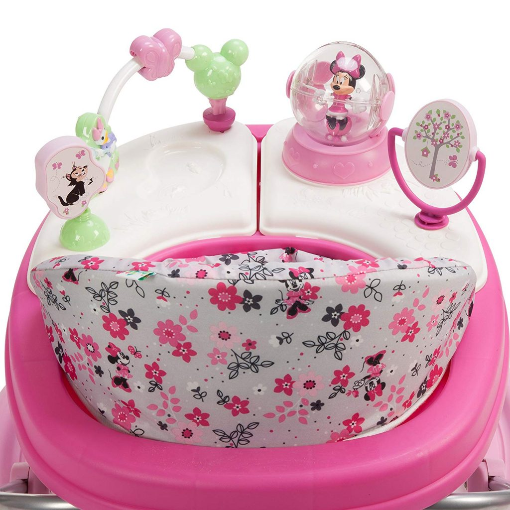 Disney Baby Minnie Mouse Music and Lights Baby Walker (4)