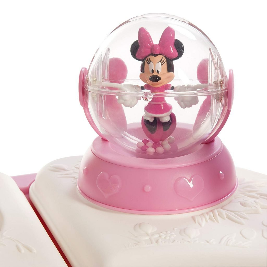 Disney Baby Minnie Mouse Music and Lights Baby Walker (5)