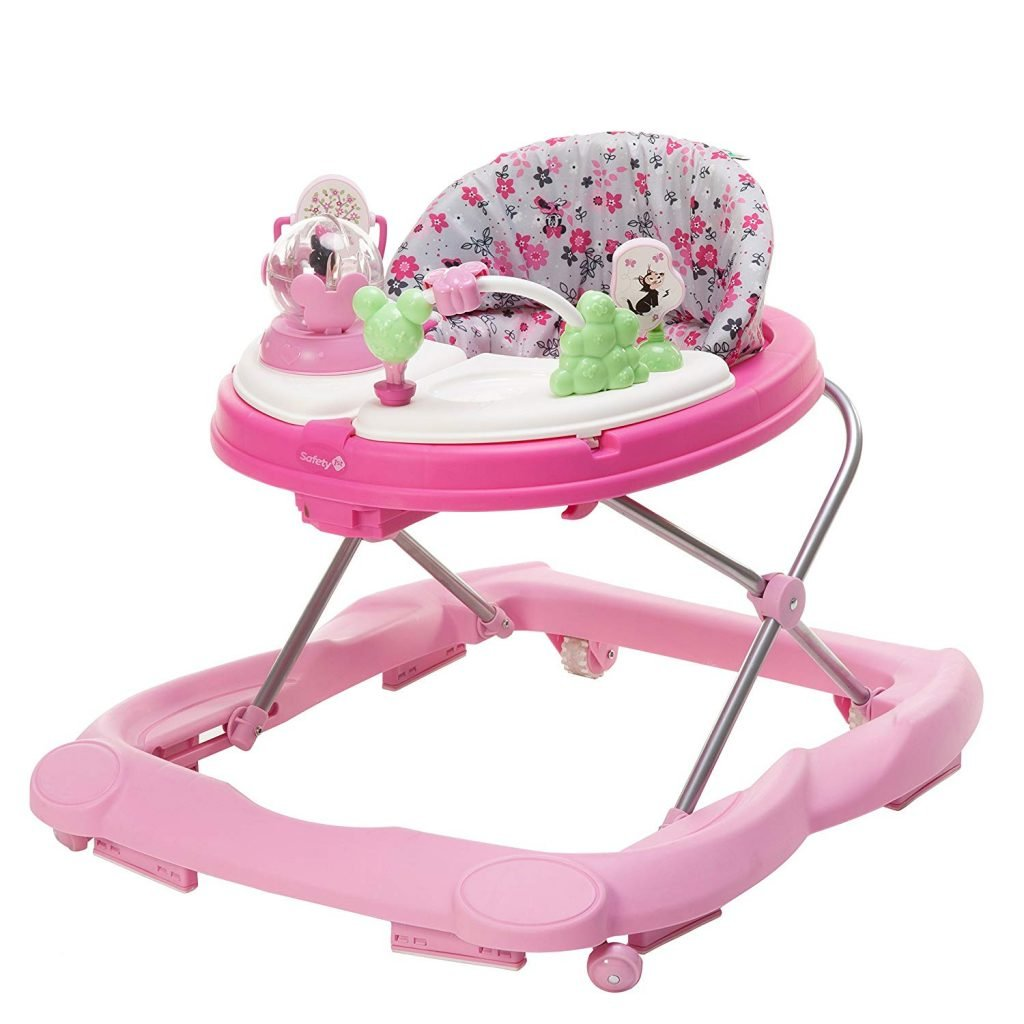 Disney Baby Minnie Mouse Music and Lights Baby Walker (7)