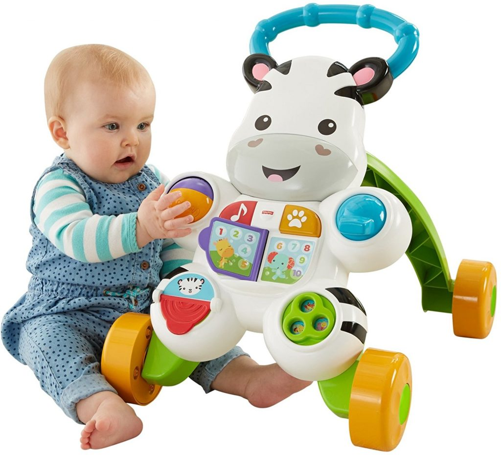 Fisher-Price Learn with Me Zebra Walker (2)