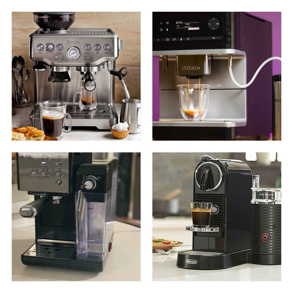 6 Best Cappuccino Machines – Create That Delicious Coffee Drink at Home