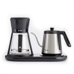 Mr. Coffee BVMC-PO19B All-in-One At-Home Pour Over Coffee Makers