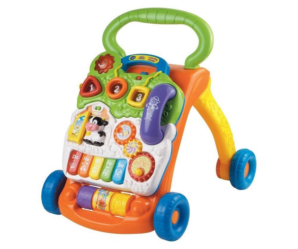 VTech Sit-to-Stand Learning Walker (1)