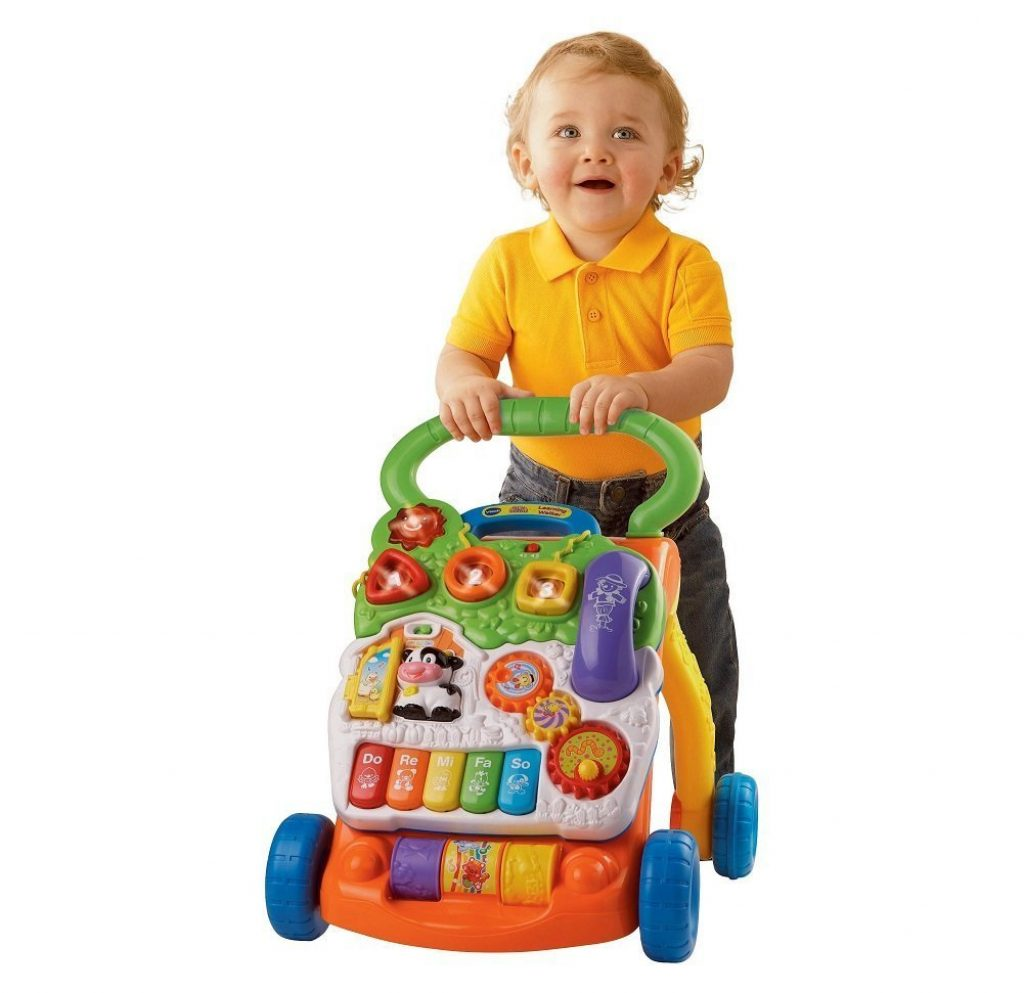 VTech Sit-to-Stand Learning Walker (2)