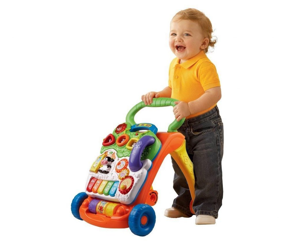 VTech Sit-to-Stand Learning Walker (3)