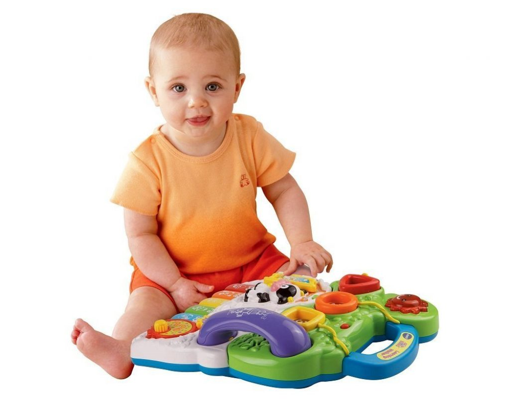 VTech Sit-to-Stand Learning Walker (4)