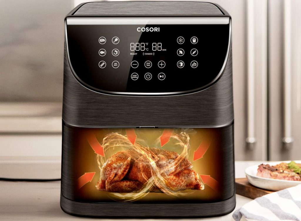 7 Outstanding Air Fryers for Any Family Size and Preferences