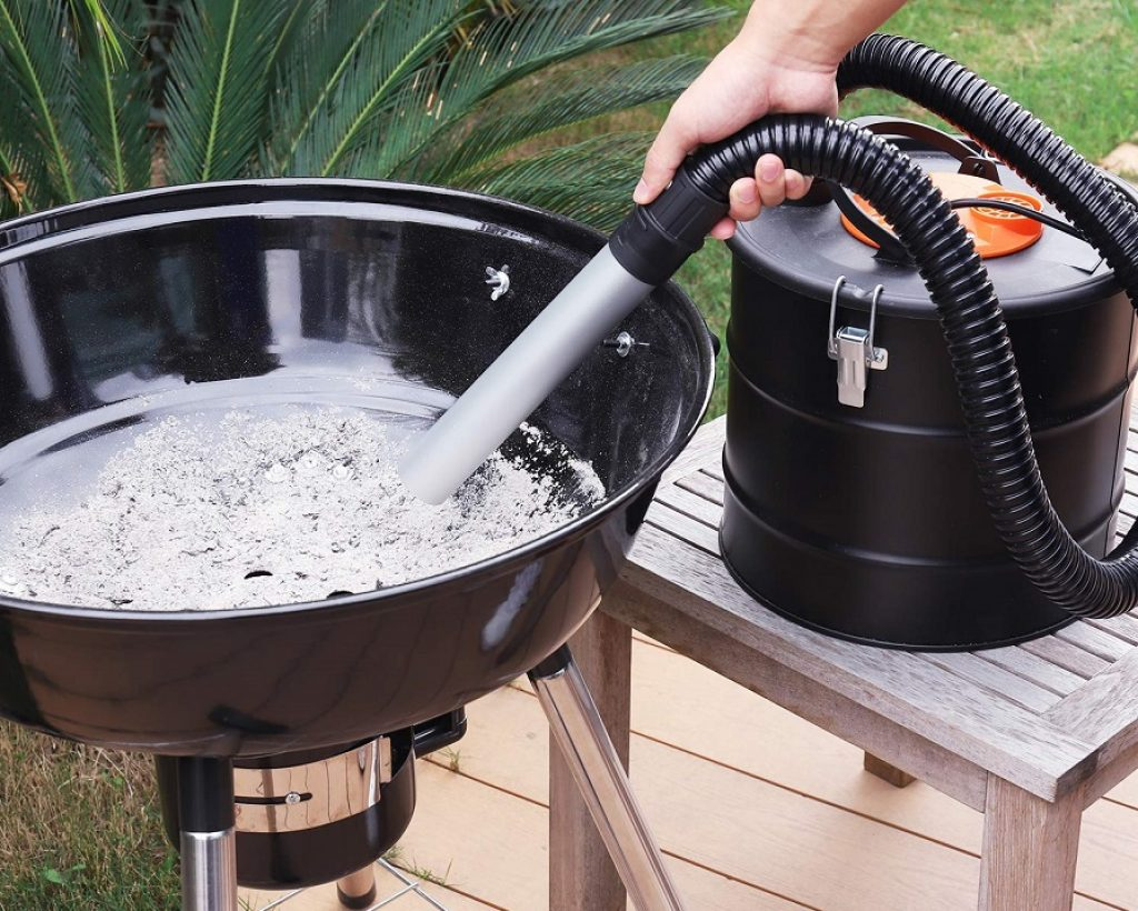 6 Awesome Ash Vacuums for Your Fireplace, Charcoal Grill, and So Much More
