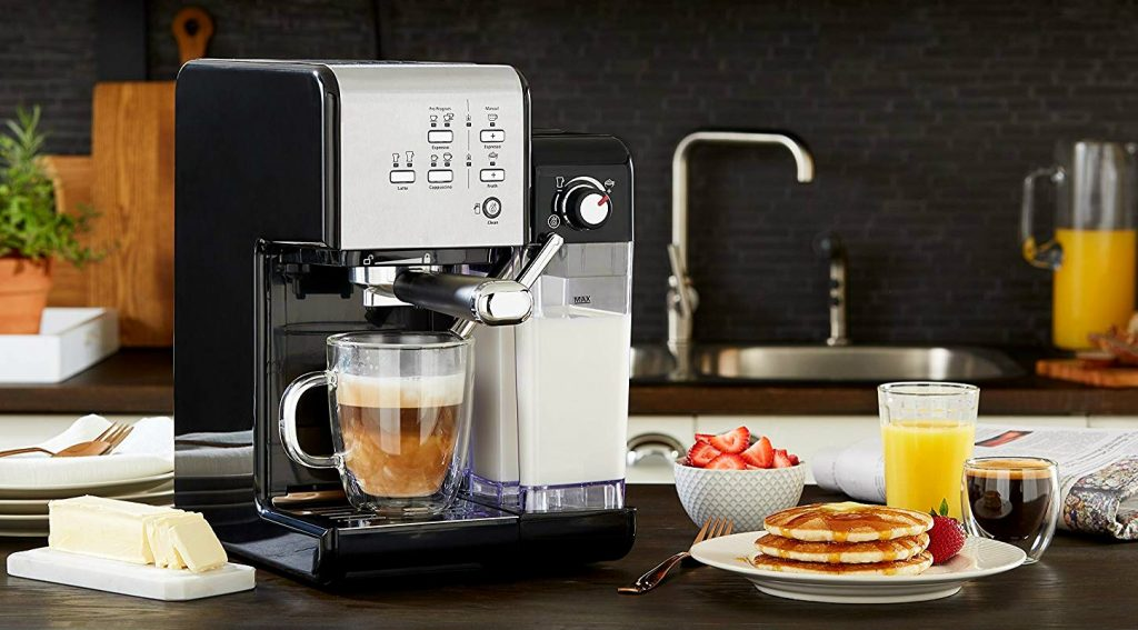 7 Great Espresso Machines Under 1000 Dollars - Affordable Device for Home and Business Use