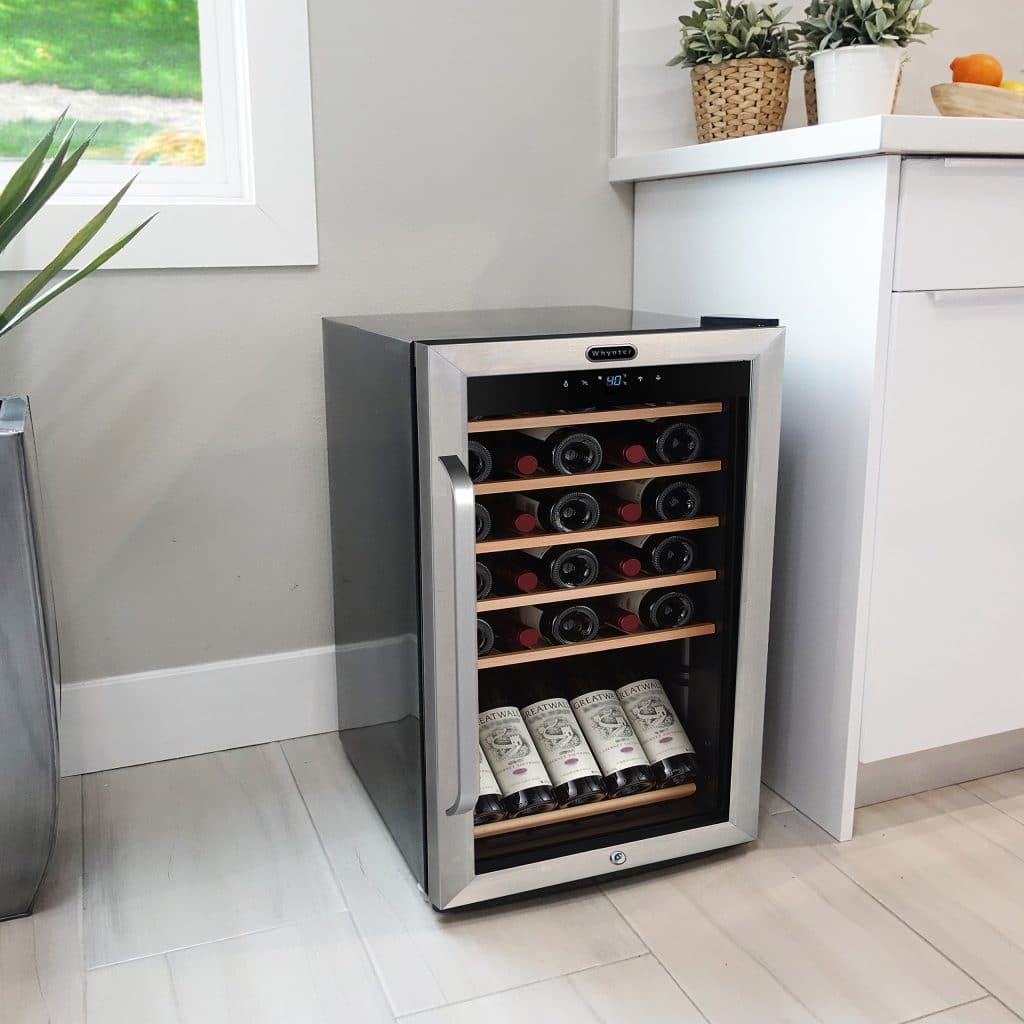 9 Best Wine Coolers to Store and Age Your Wines in Optimal Conditions