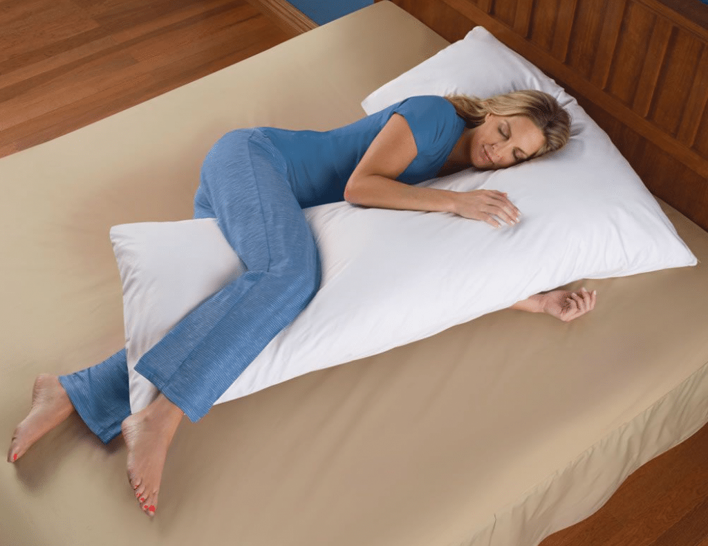 10 Best Pillows For Side Sleepers - Forget About Snoring And Neck Pain!
