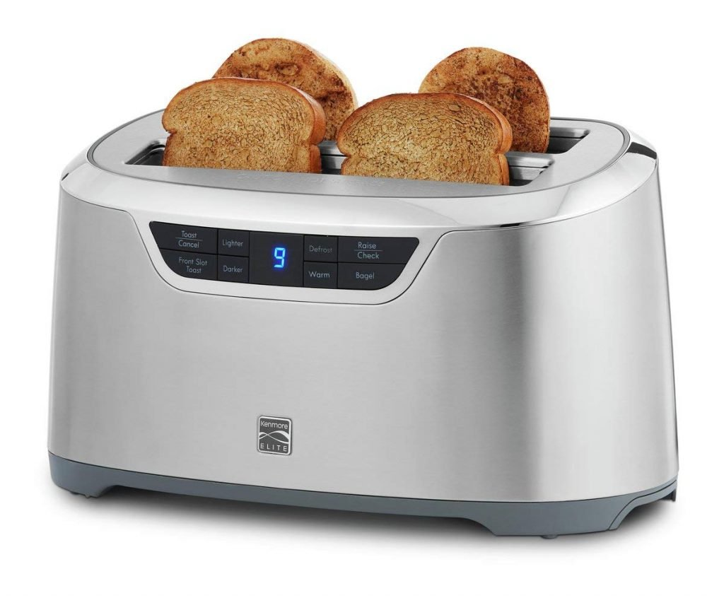 5 Best Long Slot Toasters Oct 2019 Reviews Amp Buying Guide