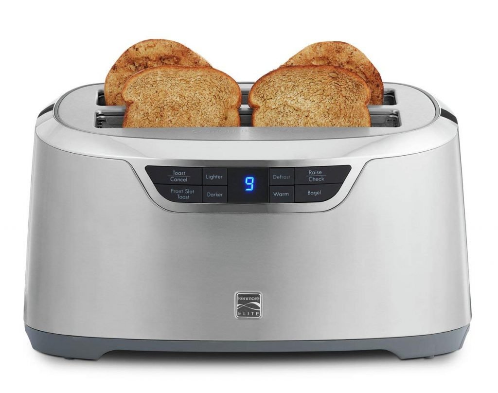 5 Best Long Slot Toasters Sept 2019 Reviews Amp Buying