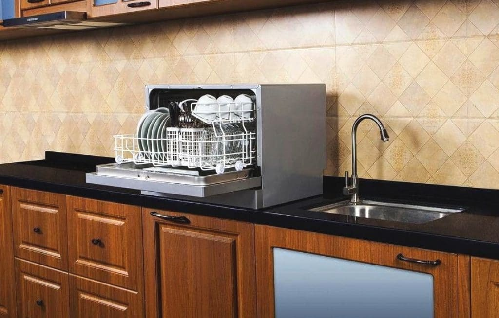 7 Best Portable Dishwashers for Squeaky-Clean Dishes