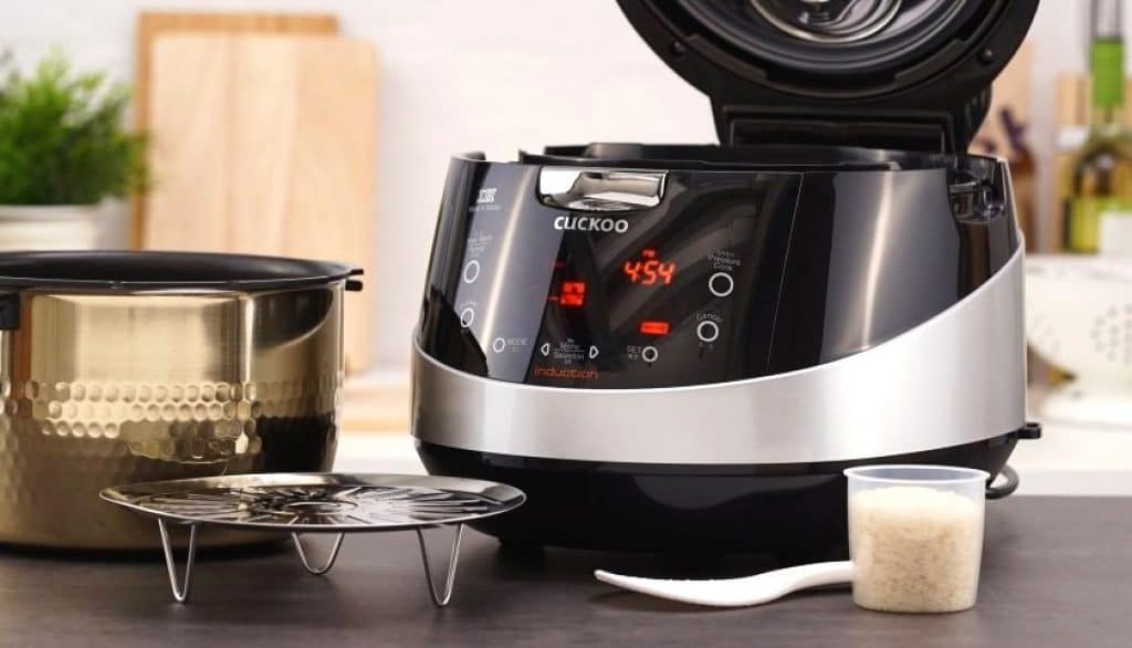 5 Outstanding Cuckoo Rice Cookers - High-Quality Device for Perfect Rice