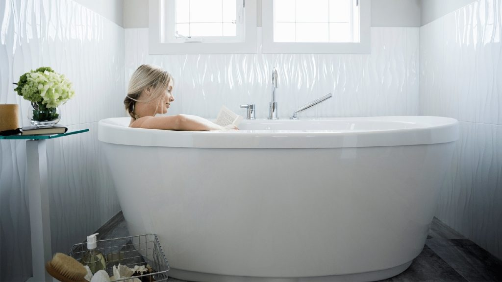 6 Deepest Soaking Tubs For The Best Relaxing Baths