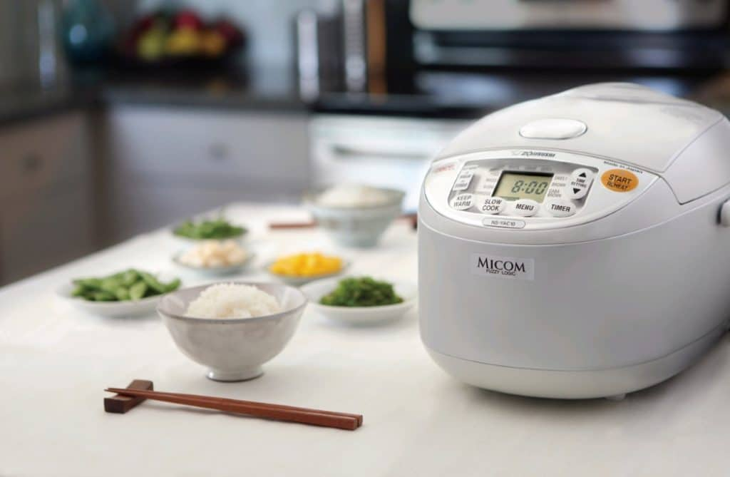 10 Best Rice Cookers for Brown Rice - Enjoy Your Meal Rich of Vitamins!