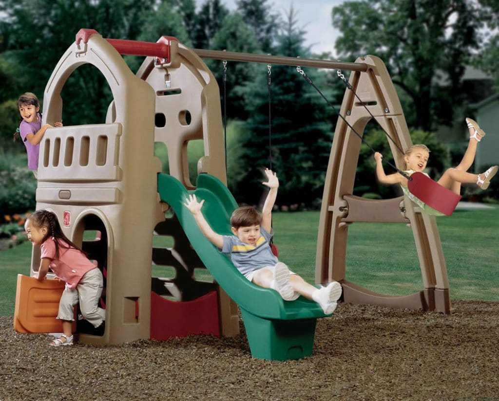 6 Wonderful Swing Sets - All-Day Fun for Kids