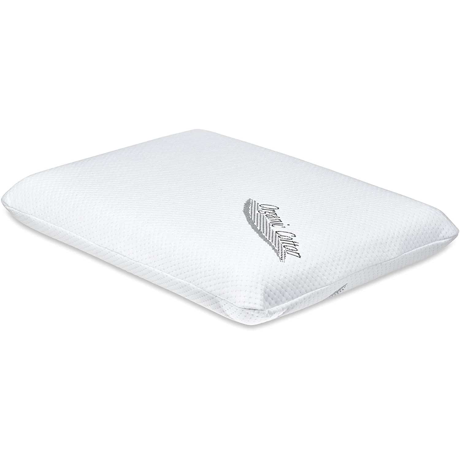 6 Best Pillow For Stomach Sleepers Dec 2019 Reviews
