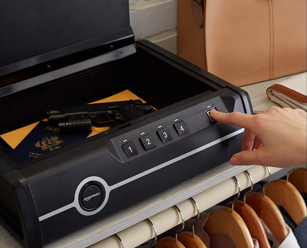 9 Most Secure Biometric Gun Safes — Reviews and Buying Guide