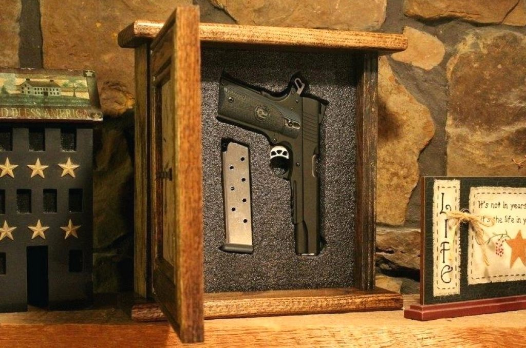10 Best Hidden Gun Safes — Spy Movies Inspired Security Right in Your Home!
