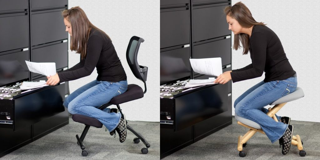 7 Best Kneeling Chairs - Get Rid of the Discomfort in Your Back and Neck!