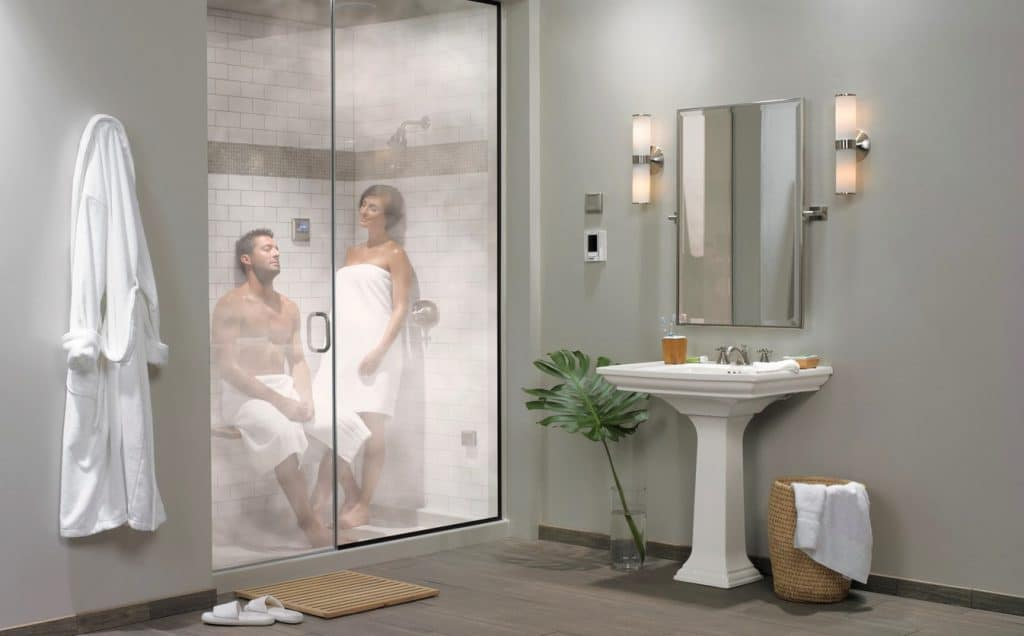 6 Incredible Steam Showers to Improve Bathing Time and Health