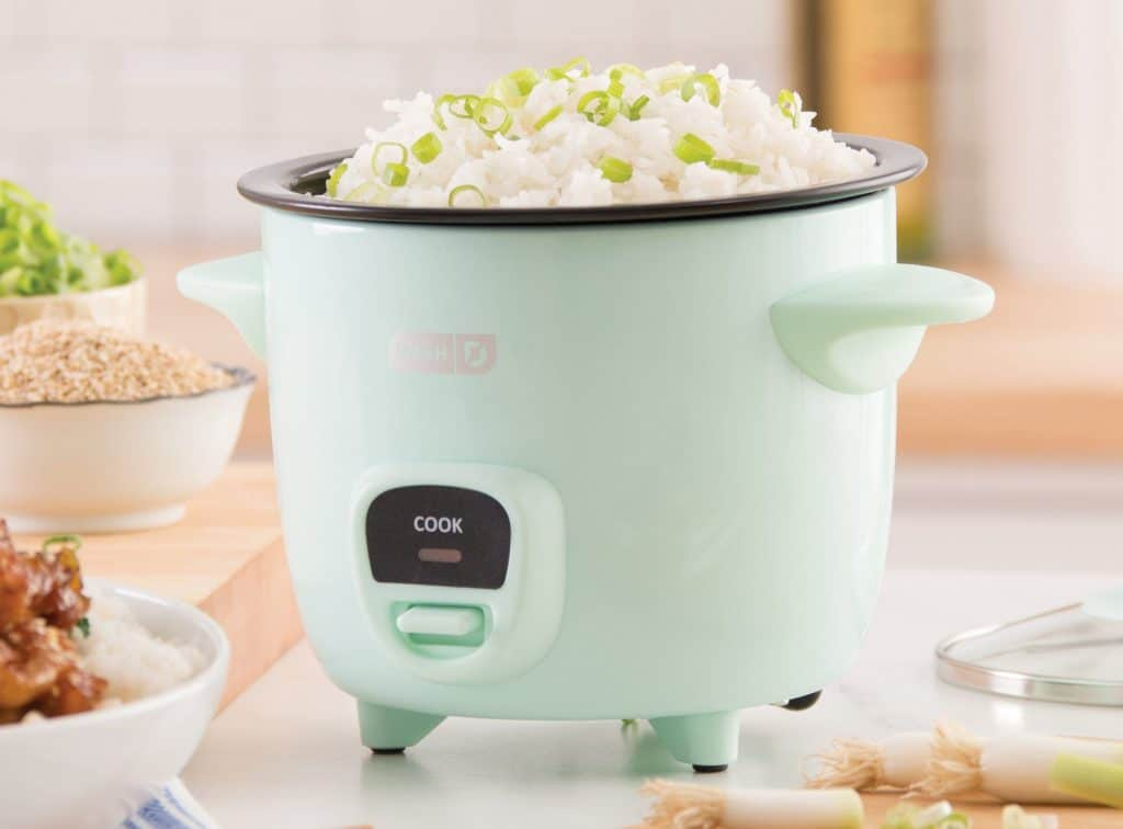 6 Incredible Small Rice Cookers That Are Both Compact and Functional