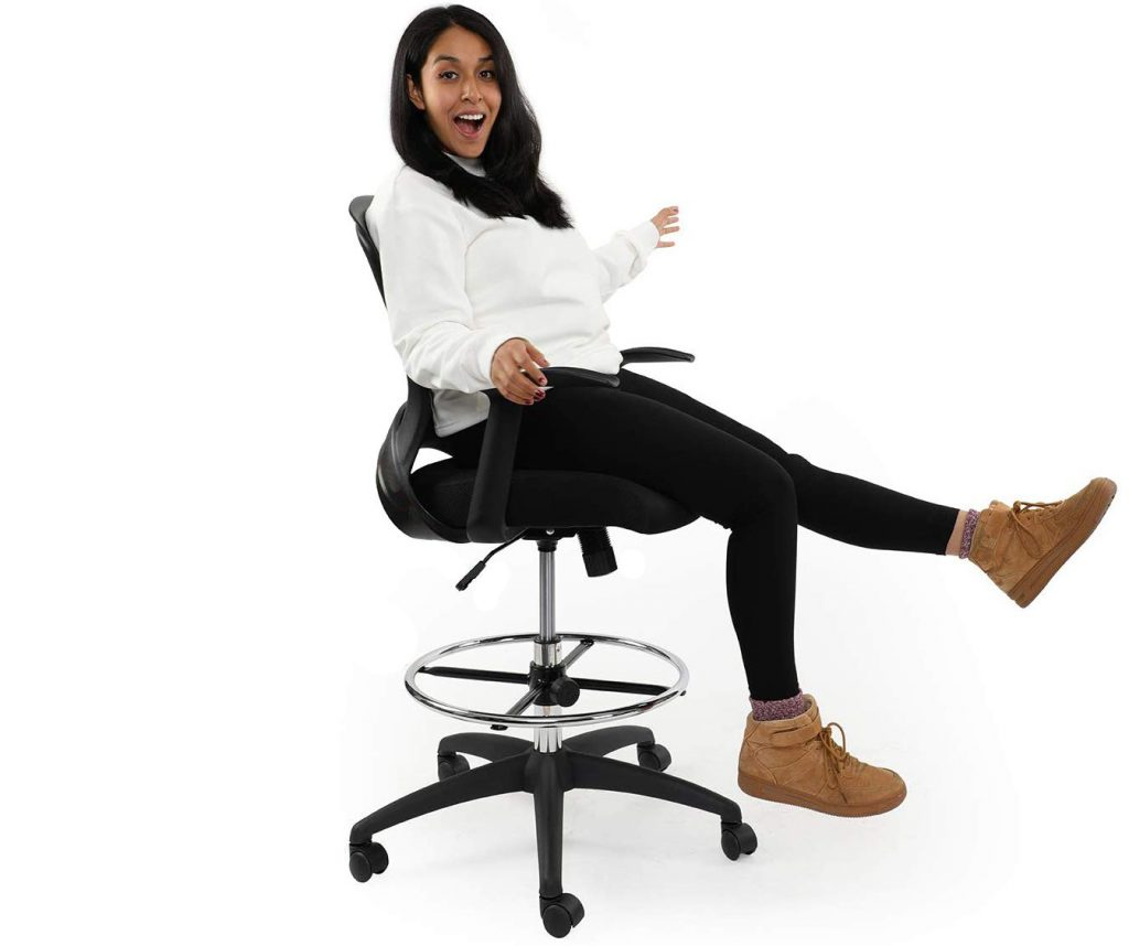 8 Best Drafting Chairs to Provide Excellent Support and Improve Your Productivity